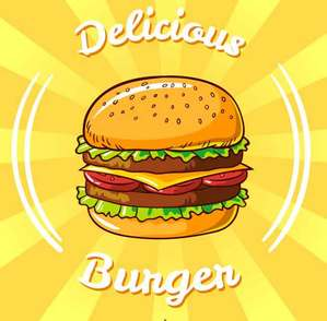 yellow-burger